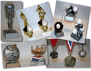 Baseball, Softball, and Educational Achievement Awards